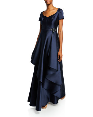 b8875ae37bf2b Evening Gowns by Occasion at Neiman Marcus