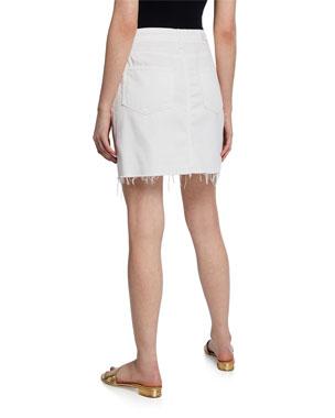 48e35e5d43 Women's Denim & Other Mini Skirts at Neiman Marcus