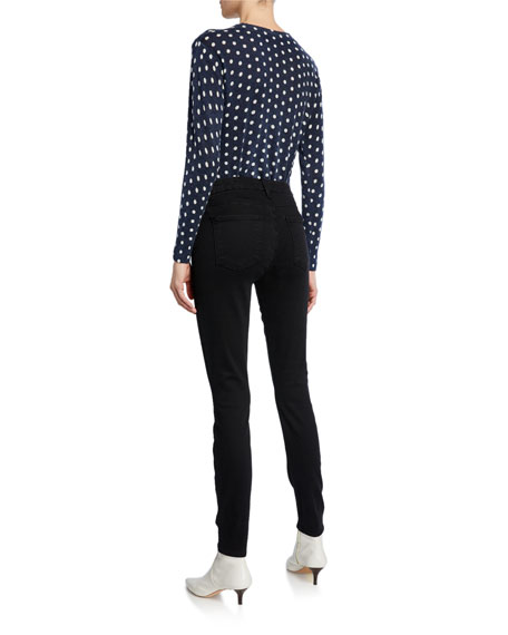 Jen7 by 7 for All Mankind Skinny Denim Jeans
