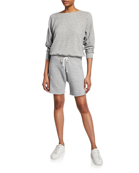 RE/DONE 70s Drawstring Shorts