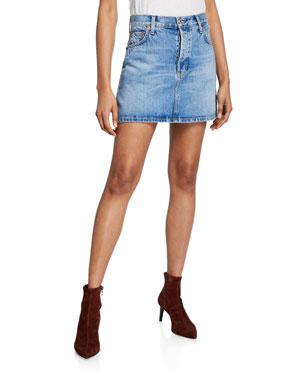b748390fb4 Women's Denim & Other Mini Skirts at Neiman Marcus