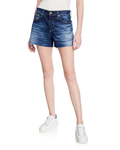 The Hailey Cutoff Shorts