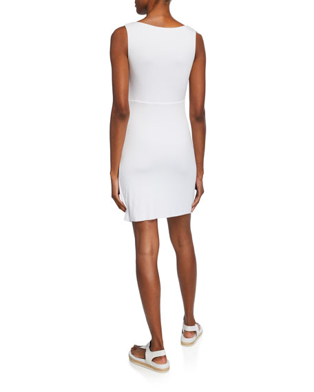 Bailey 44 Badlands Sleeveless Twist-Front Dress