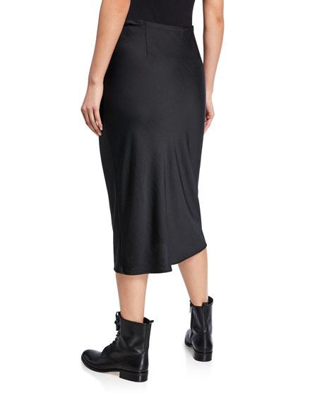 alexanderwang.t Light Wash & Go Skirt