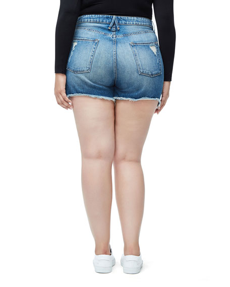 Good American Bombshell Shorts - Inclusive Sizing