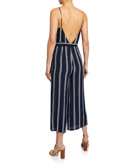 Rails Serena Striped Wide-Leg Jumpsuit