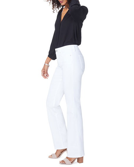 NYDJ Petite Barbara Boot-Cut Jeans
