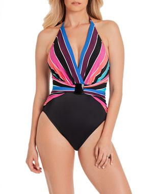 ccbca0a80c3c1 Magicsuit Swimwear : Tankini & Swimdresses at Neiman Marcus