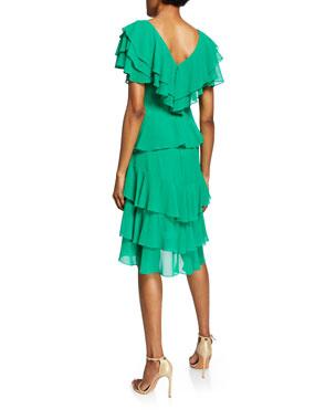 fe91ddce96 Designer Cocktail Dresses at Neiman Marcus