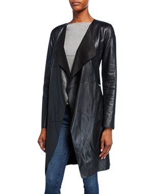 742edeed4 Leather Jackets & Coats for Women at Neiman Marcus