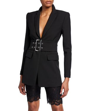 b7c64597aee75 Women's Designer Coats & Jackets at Neiman Marcus