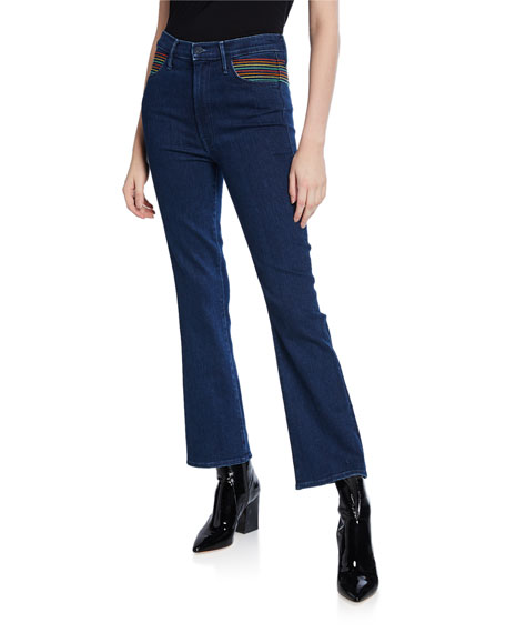 MOTHER The Smooth Hustler Straight-Leg Jeans