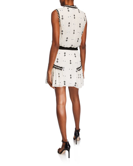 Alexis Isma Beaded Dress