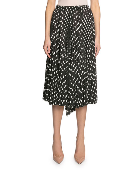 The Marc Jacobs The Pleated Skirt