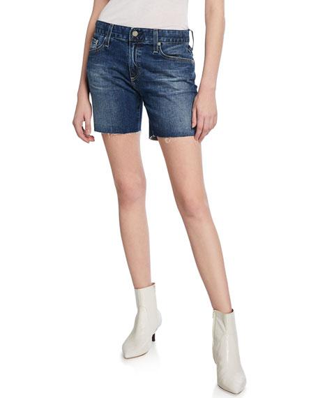 AG Becke Denim Shorts