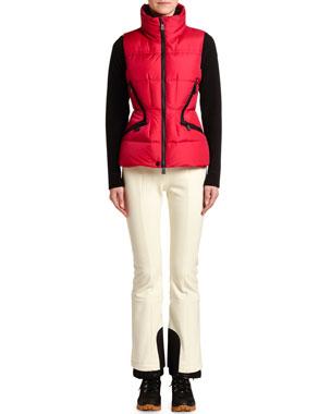 a6f66d61e Moncler Women's Jackets, Coats & More at Neiman Marcus
