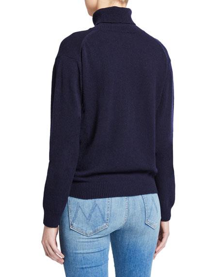 Maison Labiche A La Folie Turtleneck Sweater