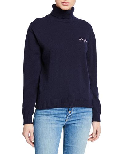 A La Folie Turtleneck Sweater