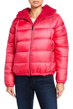 Moncler Clothing & Outerwear at Neiman Marcus