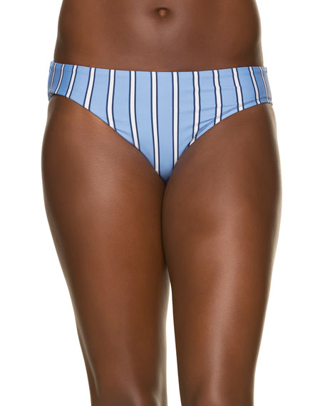 Draper James x Helen Jon Classic Striped Hipster Bikini Bottom