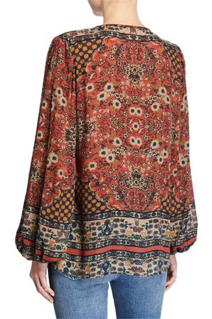 matériau sélectionné artisanat exquis dernières tendances Women's Blouses at Neiman Marcus