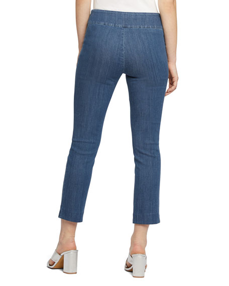 NIC+ZOE All Day Denim Capri Pants