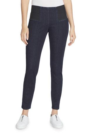 Lafayette 148 New York Nolita Prestige Denim 11-oz. Jeans