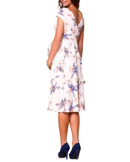 Tiffany Rose Maternity Alessandra Garden Floral Dress