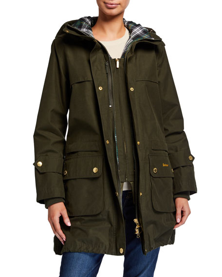 Barbour Icons Durham Breathable Raincoat
