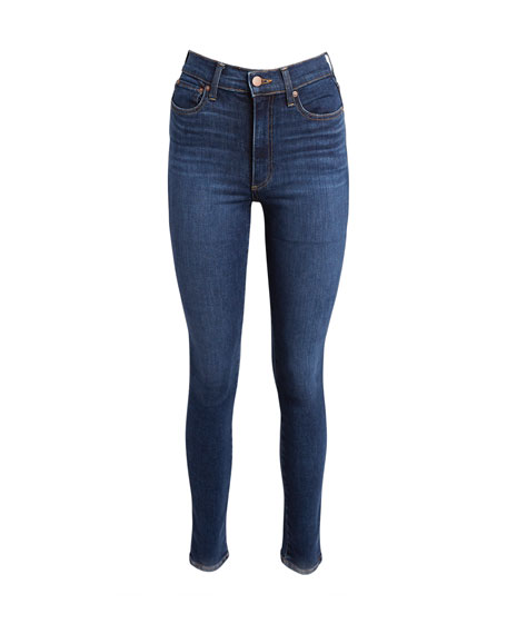 ALICE + OLIVIA JEANS Good High-Rise Skinny Jeans