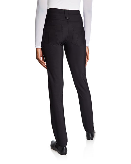 Anatomie Skyler Cozy Slim High-Rise Pants