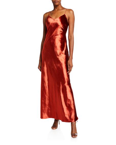 Mestiza New York Mara V-Neck Long Slip Dress