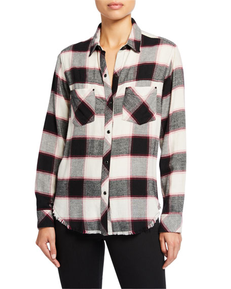 Rails Leo Plaid Pocket Shirt