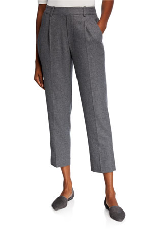 Vince Easy Tapered Pull-On Pants
