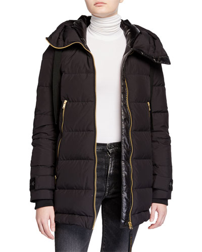 Val Marie Puffer Jacket