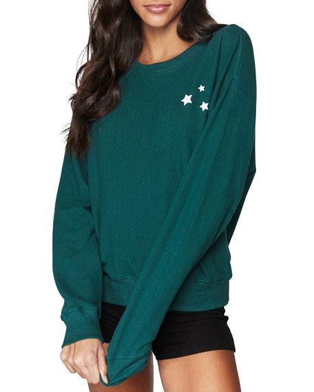 Spiritual Gangster Trust Malibu Crewneck Sweatshirt