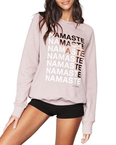 Namaste Crewneck Sweatshirt