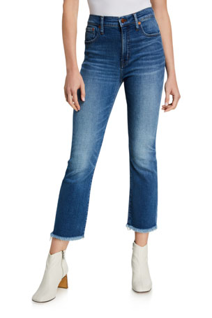 Madewell Cali Demi Boot-Cut Jeans - Inclusive Sizing