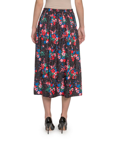 The Marc Jacobs The Button Up Skirt