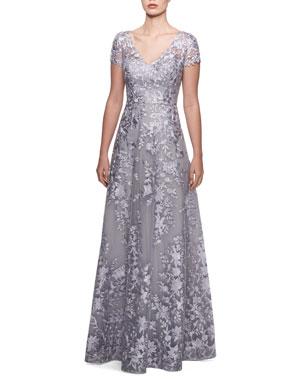ddb520d38a Designer Dresses at Neiman Marcus