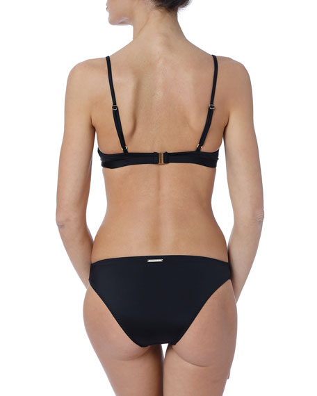 Stella McCartney Studded Stars Bikini Swim Bottom
