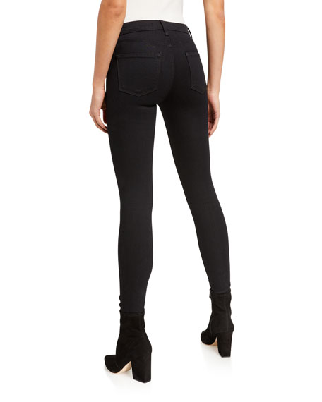 Image 2 of 3: 925 Mid-Rise Super Skinny Jeggings