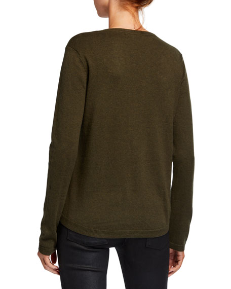 Lisa Todd Petite Naughty Naughty Naughty Holiday Sweater