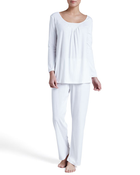 Carla Interlock Pima Pajamas