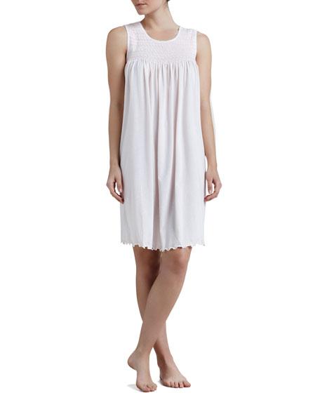Maria Rita Sleeveless Jersey Gown
