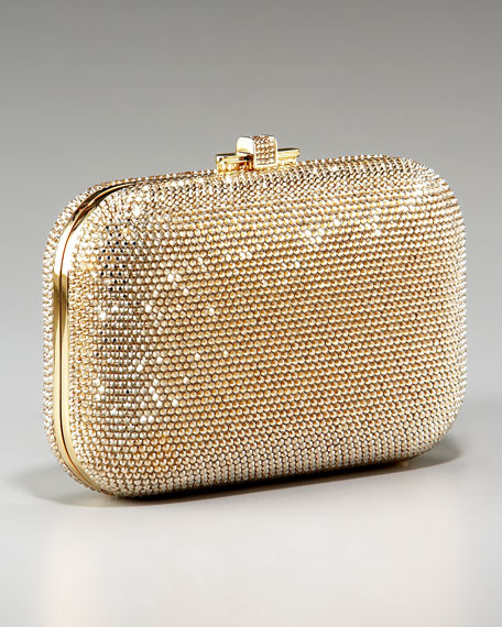 Beaded Slide-Lock Clutch