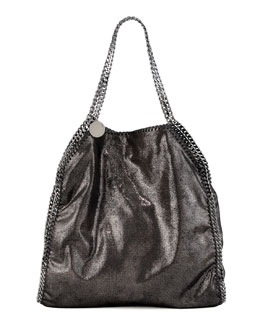 Stella McCartney Falabella Metallic Big Tote