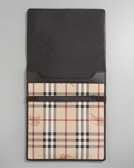 Check Tablet Sleeve