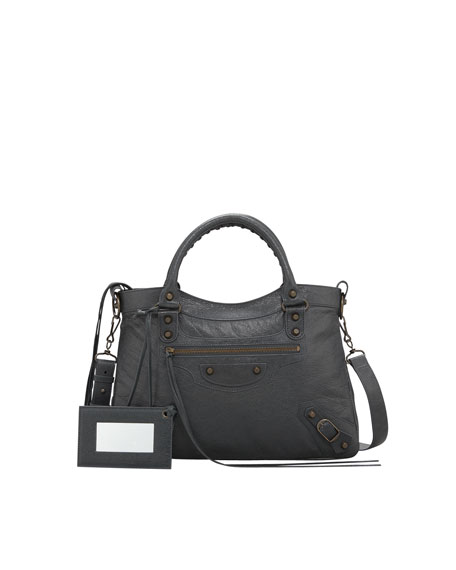 Classic Town Bag, Anthracite