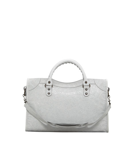Classic City Bag, Gris Ciment